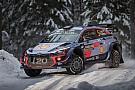 WRC Neuville e Hyundai dominano la seconda tappa del Rally di Svezia