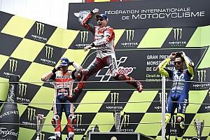 MotoGP Statistiques Stats - Lorenzo bel et bien de retour aux affaires!