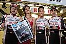 Le Mans 24h: Toyota seals pole after Nakajima flyer
