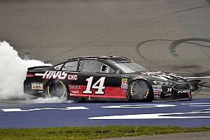 NASCAR Cup Отчет о гонке Боуйер выиграл гонку NASCAR в Мичигане