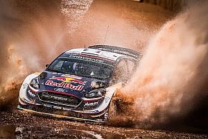 WRC Résumé de spéciale ES6 - Ogier prend la tête sous le déluge