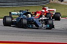 Verstappen spectaculair derde in Amerikaanse GP, zege Hamilton