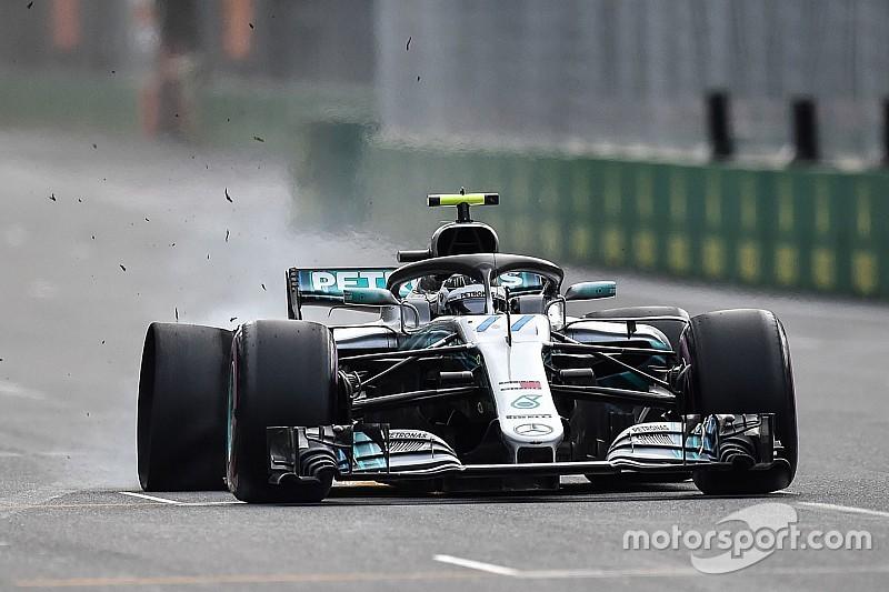 """Shameful"" Baku debris a low point of 2018 - Wolff"