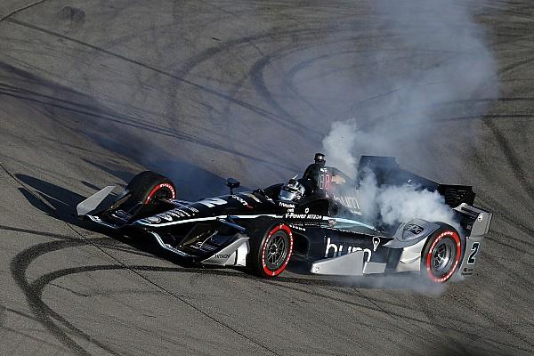 IndyCar Josef Newgarden ist IndyCar-Champion 2017