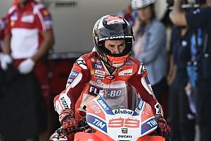 """MotoGP Nieuws Eerste zege met Ducati """"geen obsessie"""" voor Lorenzo"""