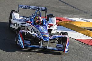 Formule E Nieuws Frijns kwam 500 meter tekort in Monaco