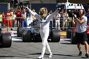 Formula 1 Hasil Klasemen F1 2017 setelah GP Italia