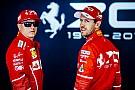 Villeneuve: Raikkonen, Vettel kadar hızlı değil fakat iki numara da değil