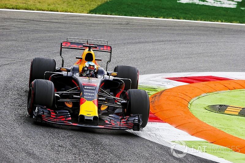 Ріккардо втратить ще більше місць на старті Гран Прі Італії
