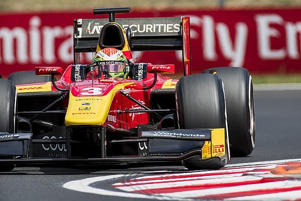 FIA F2 News Formel 2 Ungarn: Erster Punkt für Delétraz, Frust bei Boschung