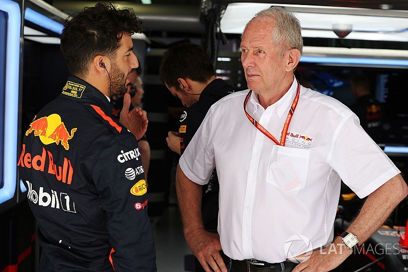 Daniel Ricciardo lässt sich bitten: Klopfe nicht bei Ferrari/Mercedes an!