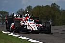 IndyCar IndyCar: életveszélyes jelenet a versenyen