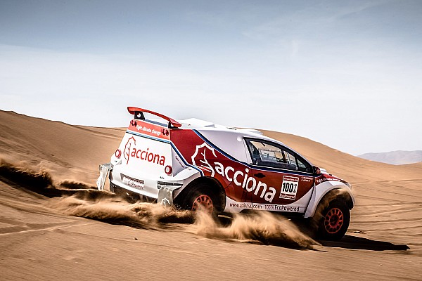 Other rally Breaking news Electric rally car with female crew to compete in Australia