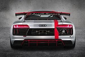 GT News Bildergalerie: Der neue Audi R8 LMS GT4