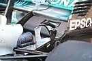 Технический анализ: эволюция Mercedes W08 по ходу сезона-2017
