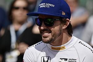 IndyCar BRÉKING Alonso: az Indy 500 kiszámíthatatlan, improvizálni kell