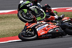 World Superbike Breaking news Davies fit to race at Laguna Seca after Rea clash