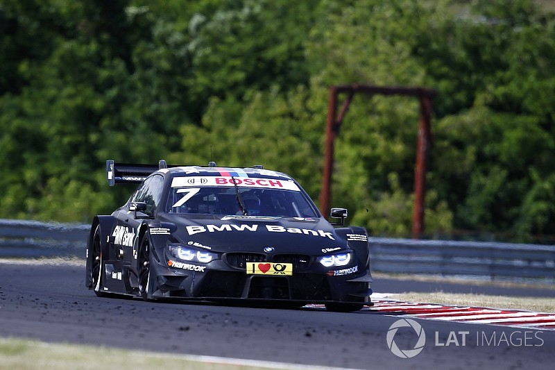 DTM на Норісринзі: Спенглер виграв перше тренування