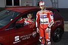 Produsen mobil Spanyol resmi sponsori Ducati