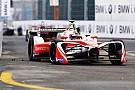 Formula E New York ePrix: Rosenqvist and Lynn top practice sessions