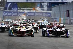 Formel E Motorsport.com-News Die Formel E wählt Motorsport.com als offiziellen digitalen Medienpartner