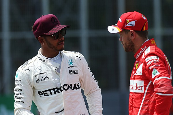 Formula 1 Interview Hamilton warned Vettel over Baku