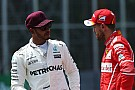 Formule 1 Video: Hamilton waarschuwde Vettel na incident in Baku