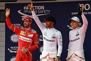 Formula 1 Qualifying report Chinese GP: Hamilton beats Vettel to pole, Verstappen out in Q1
