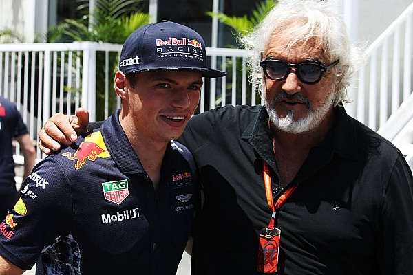 Flavio Briatore: Ferrari hätte Max Verstappen holen sollen