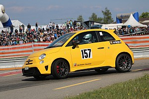 Trofei marca svizzera Gara Abarth Trofeo: ritorno in grande stile per Sylvain Burkhalter