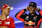 Ricciardo aggódik Vettel miatt, akinek nem igen van élete az F1 mellett