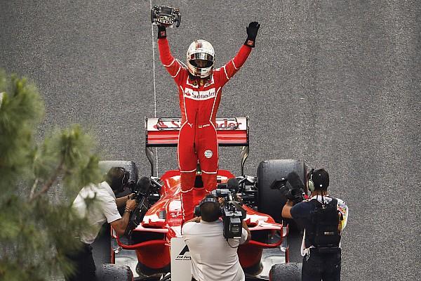 Formule 1 Raceverslag Vettel wint 75ste Grand Prix van Monaco, Verstappen vijfde