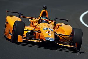 IndyCar Son dakika Alonso süspansiyon sorunu nedeniyle