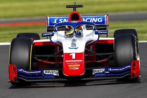 Шварцман выиграл утреннюю гонку Формулы 2