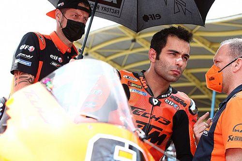Petrucci kan rekenen op steun KTM bij Dakar Rally-project