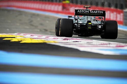 """Aston Martin espère que son résultat """"fera taire"""" les accusations"""