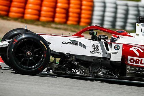 Tests Pirelli: plus de 600 tours pour Alfa Romeo, Alpine et Red Bull