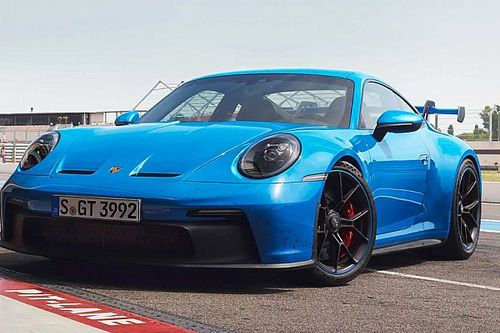 Természetfeletti hangokra vágysz? Csak hallgasd meg a Porsche 911 GT3 üvöltését!