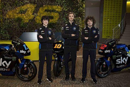 Bezzecchi, 2022'de Petronas SRT ile yarışmaya hazırlanıyor