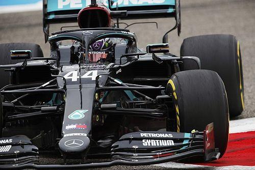 F1: Hamilton bate Verstappen e lidera dia no Bahrein; Albon bate