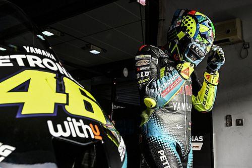 Akhir Pekan Ini, Rossi Memulai Petualangan Baru