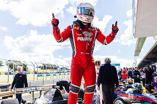 The one-time Schumacher rival rebooting his career Down Under