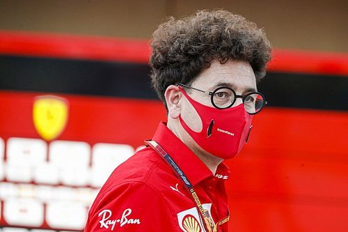 Binotto: Sainz Penting untuk Perkembangan Leclerc