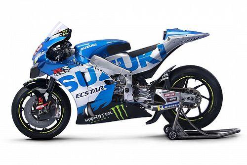 Suzuki представила мотоцикл 2021 года для MotoGP