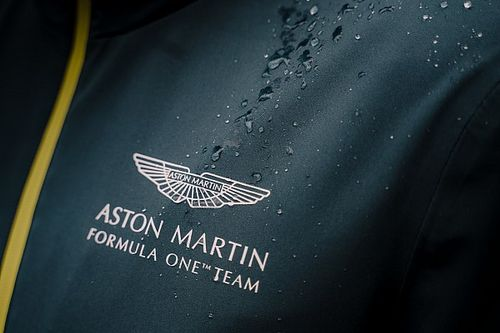 F1: Aston Martin ha fatto il fire-up della power unit Mercedes