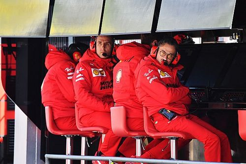 Ferrari overhauls chassis department ahead of 2021 F1 season