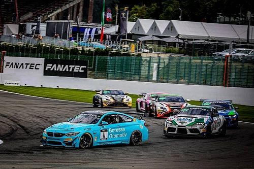 Kijk terug: GT4 European Series op Spa-Francorchamps - Race 2