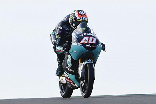 Moto3: Binder in pole ad Aragon, Migno quinto