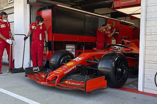 Pirelli completó los test de los neumáticos de F1 de 18 pulgadas