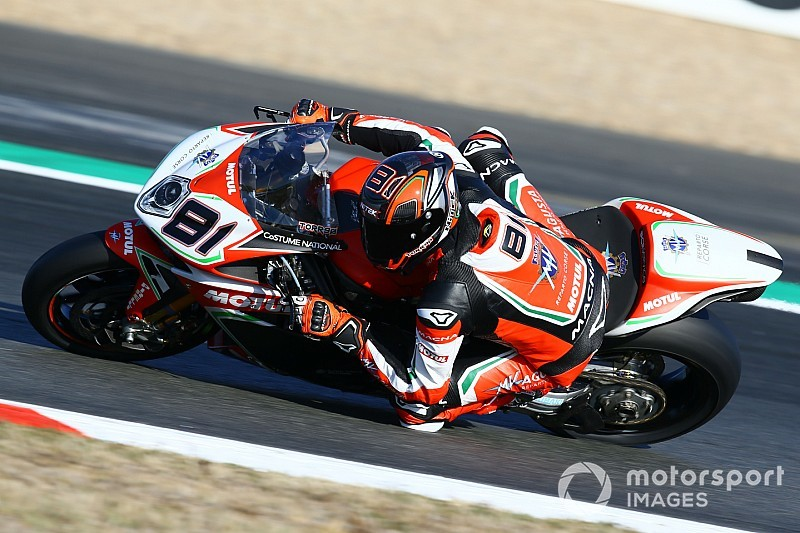 Torres released by MV Agusta